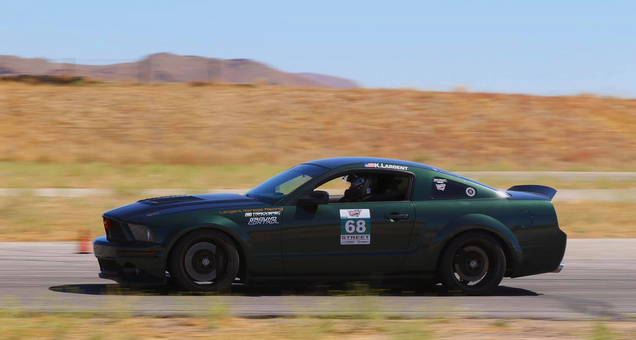 2005-2009 Mustang Rear Ducktail Spoiler (Welded Version) by Cerbinator Auto Designs