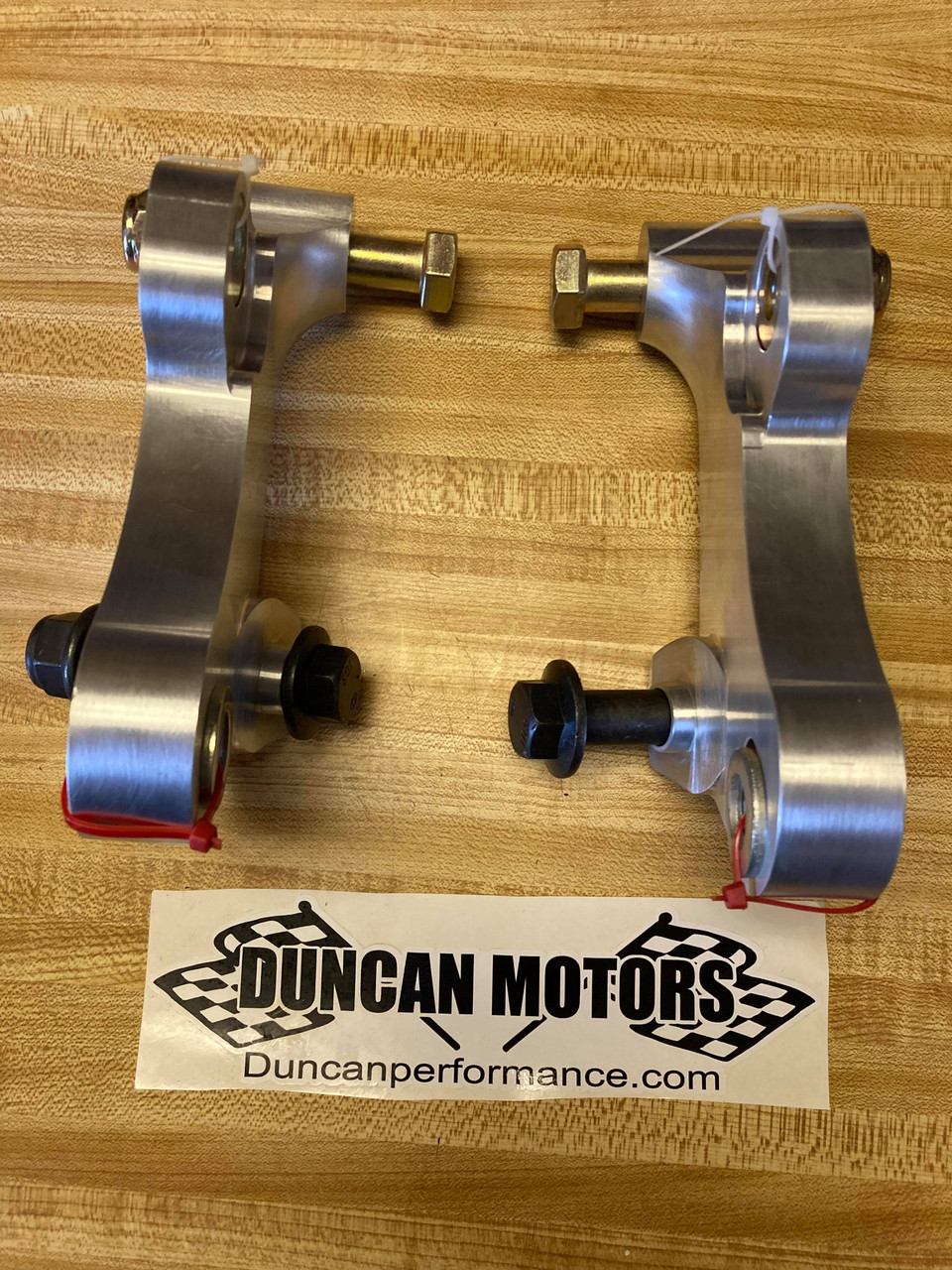 96-04 Mustang Quick Angle Kit by Duncan Performance