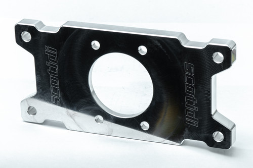 Driftspec+ BILLET Dual Caliper Brackets for S197 (05-14) Mustang Base/GT