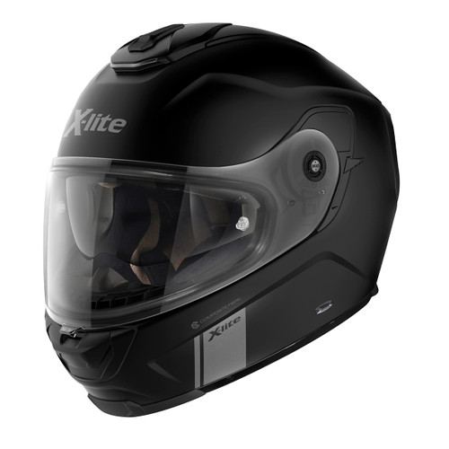 X-903 Flat Black Full Face Helmet