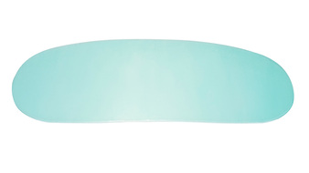 replacement lens for sandblast helmet