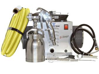 Sprayfine A501 5-Stage Turbine HVLP Spray System