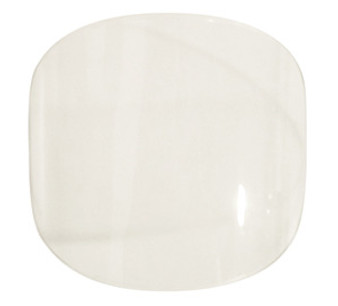 replacement lens for full face mask