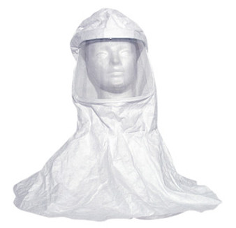 Replacement tyvek hood