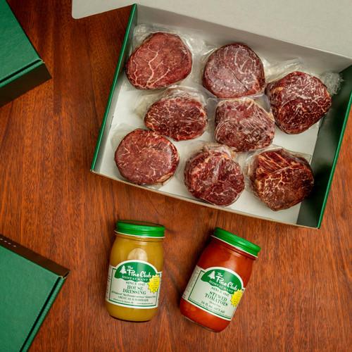 Filet Mignon Steak Box