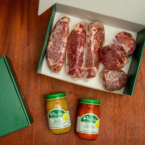 Create Your Own Steak Box