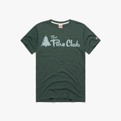 Get your favorite Pine Club t-shirt at Homage ($32)