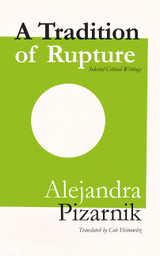 A Tradition of Rupture (Lost Literature)