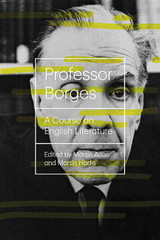 Professor Borges: A Course On English Literature (New Directions Books)