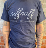 Riffraff T-Shirt - Blue