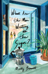 What Are the Men Writing in the Sugar?