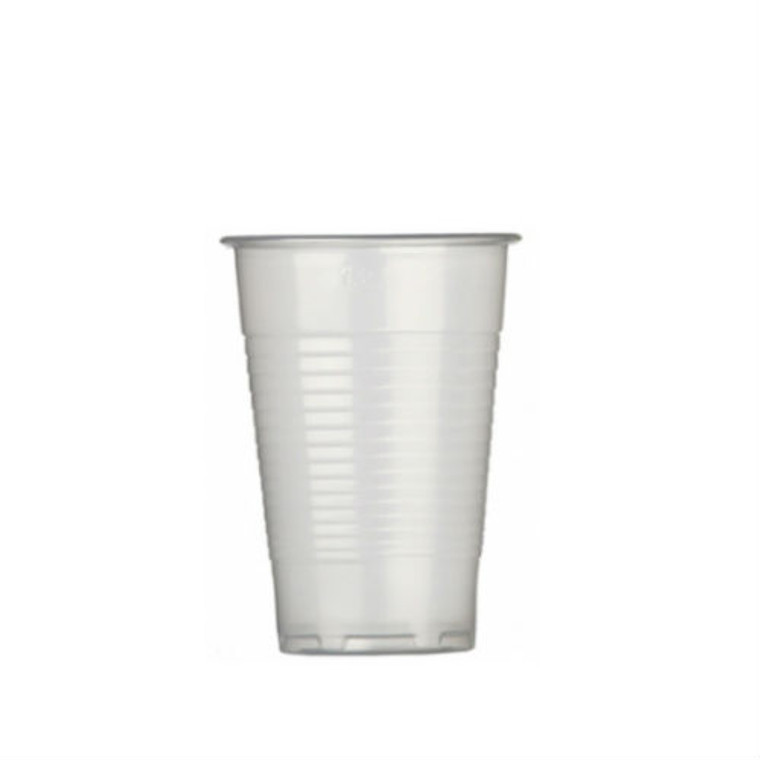Clear Plastic Cups - 200ml - 50 Pack