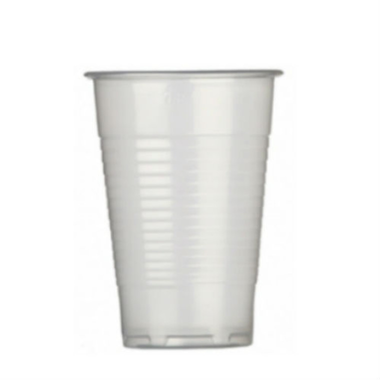 Clear Plastic Cups - 500ml - 20 Pack