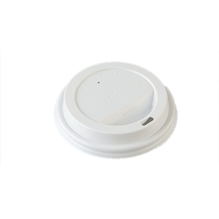 BetaEco Recyclable 90mm Lids 50Pk for 236/355/475ml Cups
