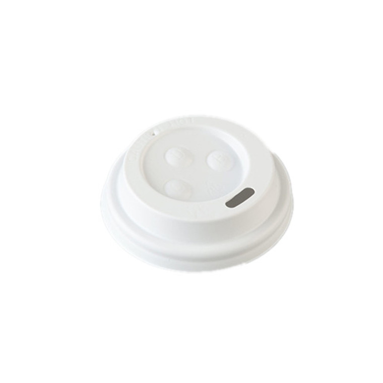 BetaEco Recyclable 65mm Lids 50Pk for 155ml Cups