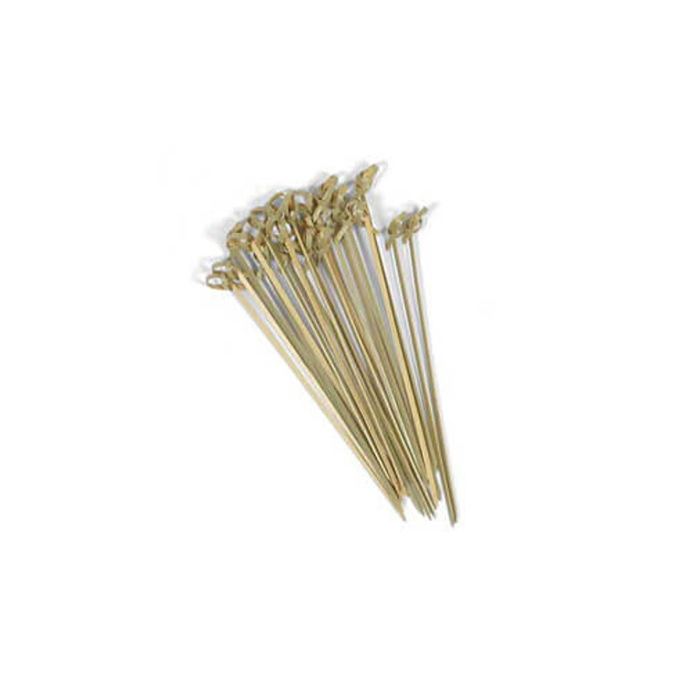 Bamboo Curly Pick 18cm Box of 250