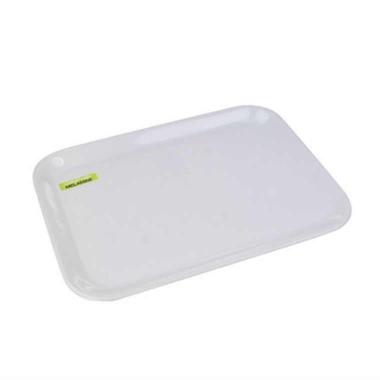 Melamine Rectangle Serving Tray - Medium