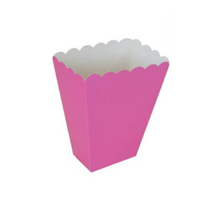 Magenta Treat Boxes 8 Pack
