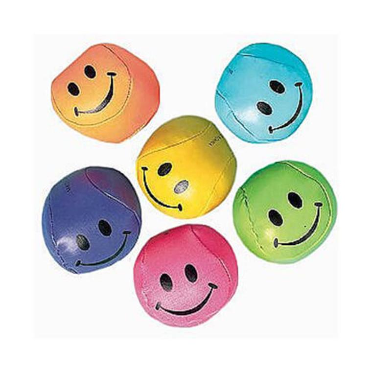 Soft Smile Balls Favors 12Pk
