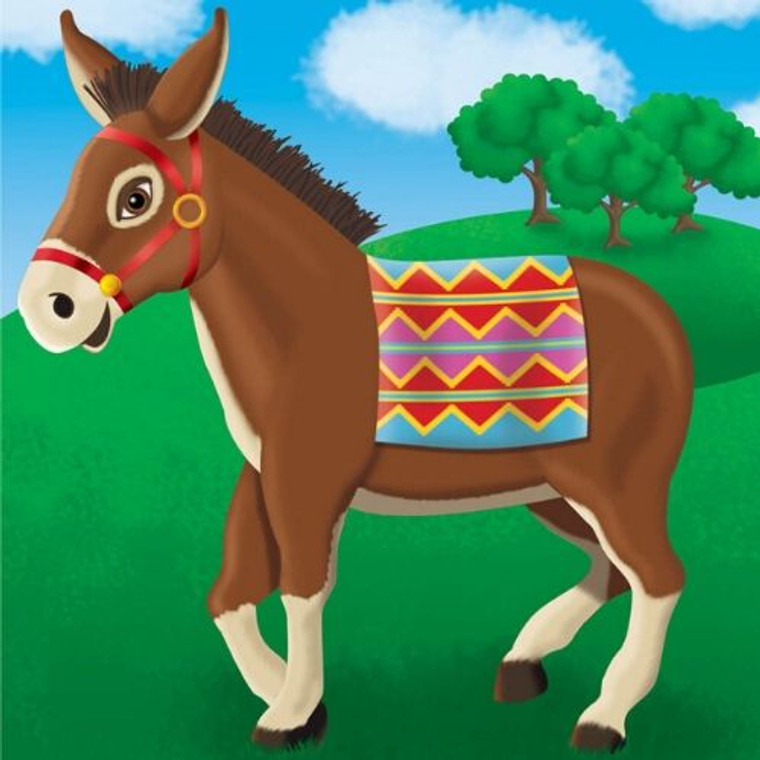 Party Games - Pin Tail Donkey