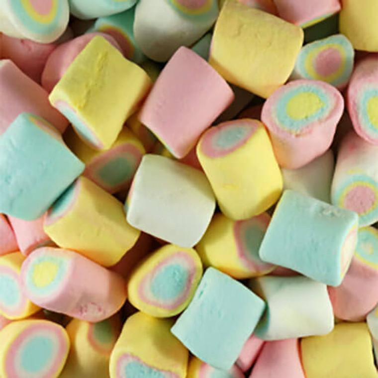 Rainbow Marshmallows - 1kg