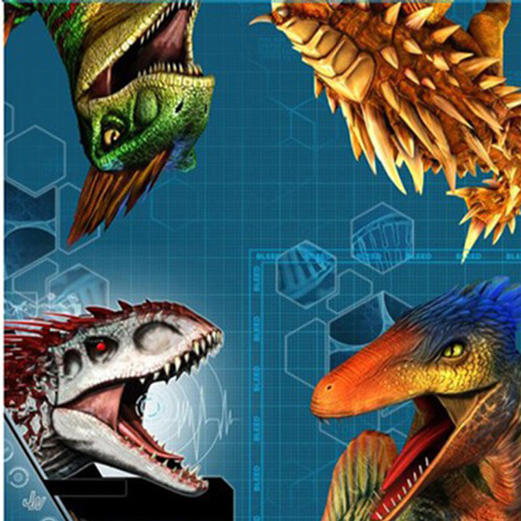 Jurassic World Cocktail Napkins Pk 16