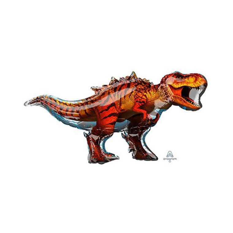 Jurassic World T-Rex Supershape Balloon