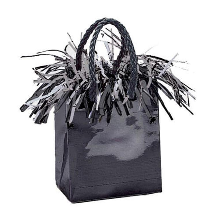 Gift Bag Balloon Weight - Black