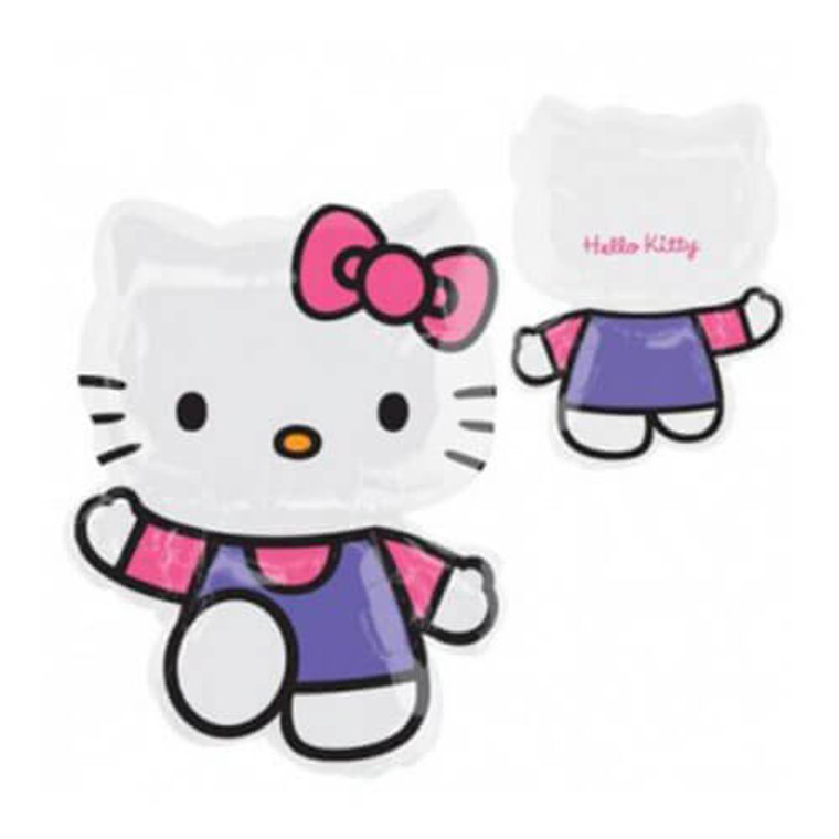 Supershape Balloon - Hello Kitty