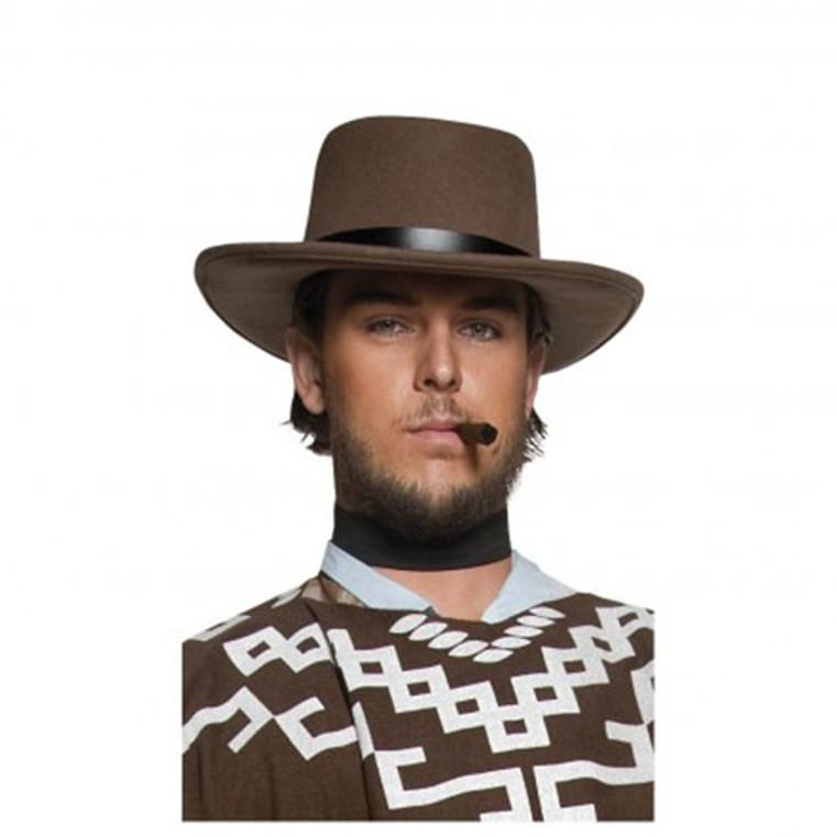 Western Cowboy Hat - Wandering Gunman