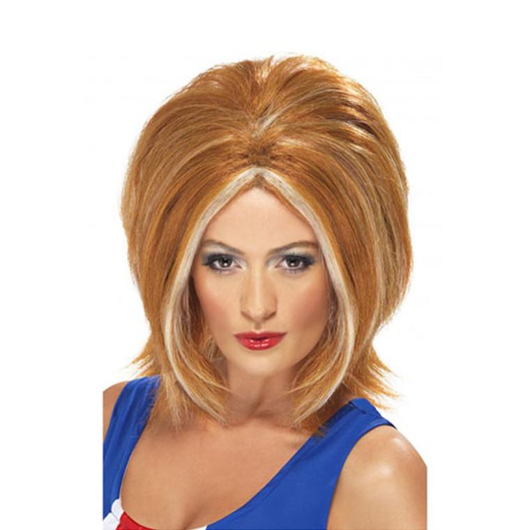Womens Amber Girl Power Wig