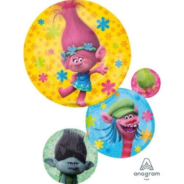 Trolls Supershape Balloon