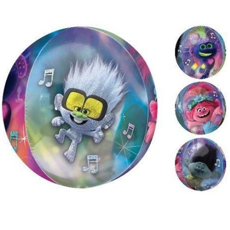 Trolls World Tour Orbz Balloon