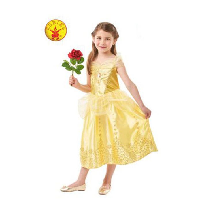 Belle Gem Princess Kids Costume By Rubies