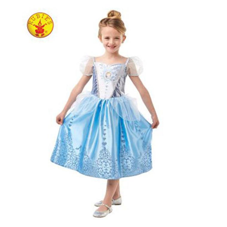 Cinderella Gem Princess Kids Costume By Rubies