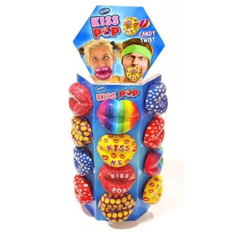 BPOP Kiss Lollipops