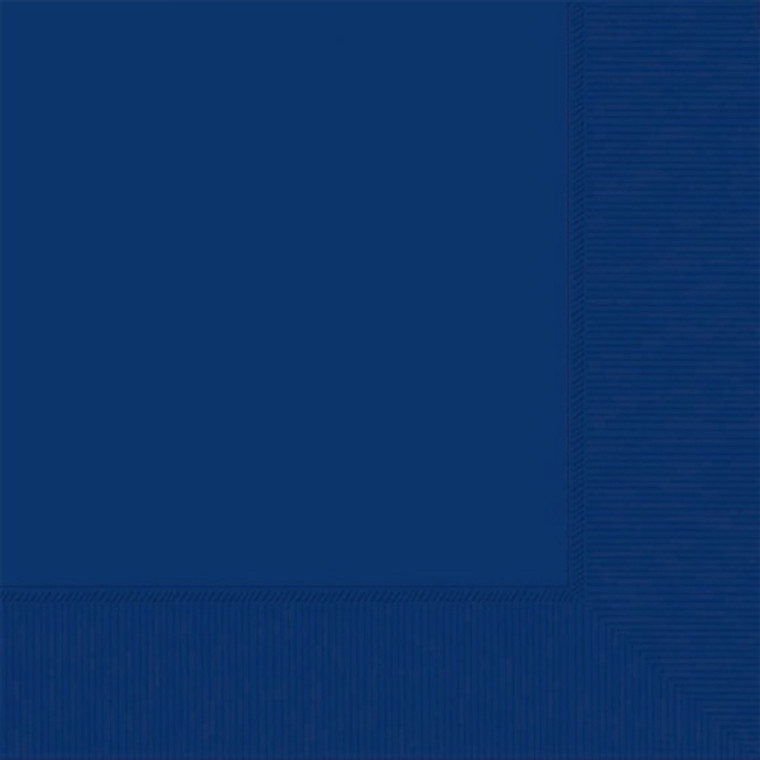 Royal Blue Dinner Napkins 20 Pack