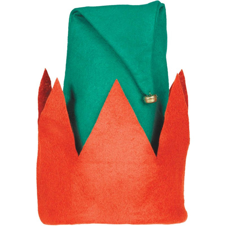 Adult Elf Hat With Bell