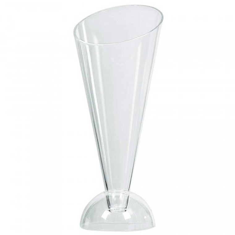 Clear Mini Cone Stands Pk 40