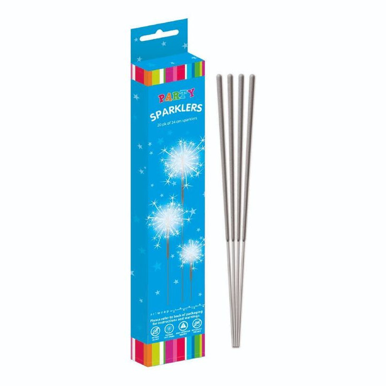 Sparklers 24cm  - 20pk
