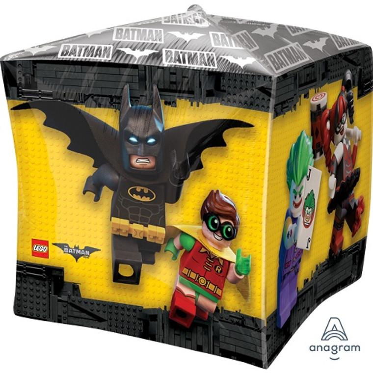 Batman Lego Cubez Balloon - 38x38cm