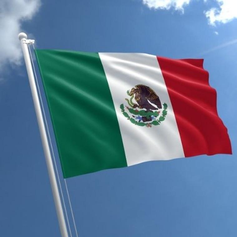 Mexico Flag - 90x150cm