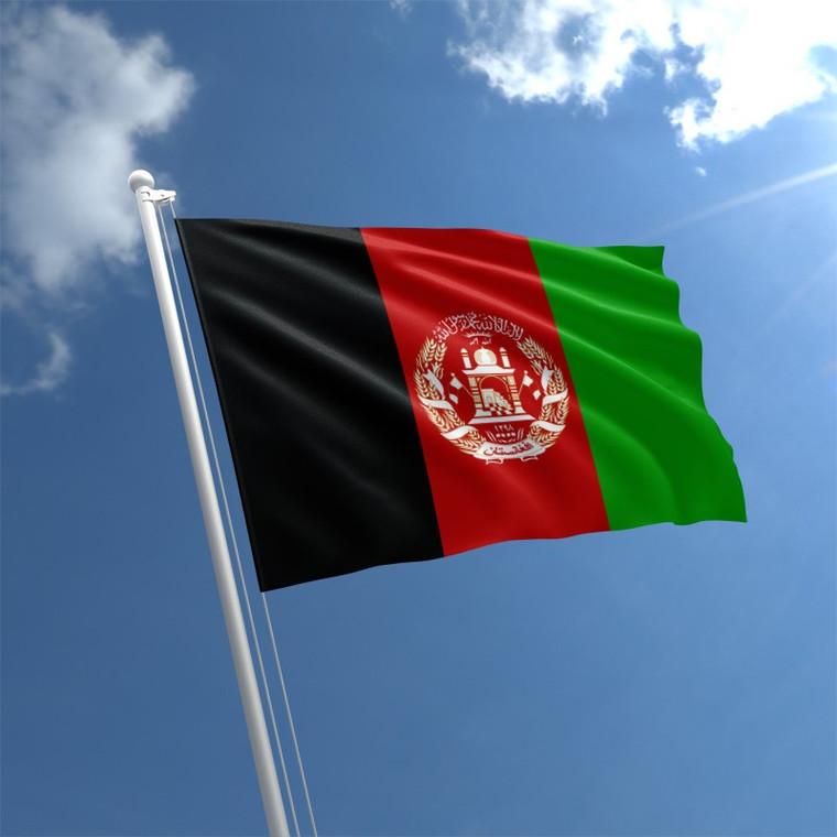 Afghanistan Flag - 60x90cm