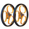 Bright Coloured Loopwheels Classics (pair)