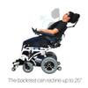 Phoenix II (Standing Power Wheelchair)