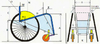 BOX Wheelchair Diagram