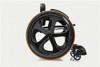 Carbon Black Wheelchair Profile Shot