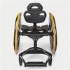Carbon Black Wheelchair Close up