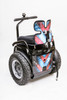 Hero Version - *Optional upgraded backrest and off-road tires shown