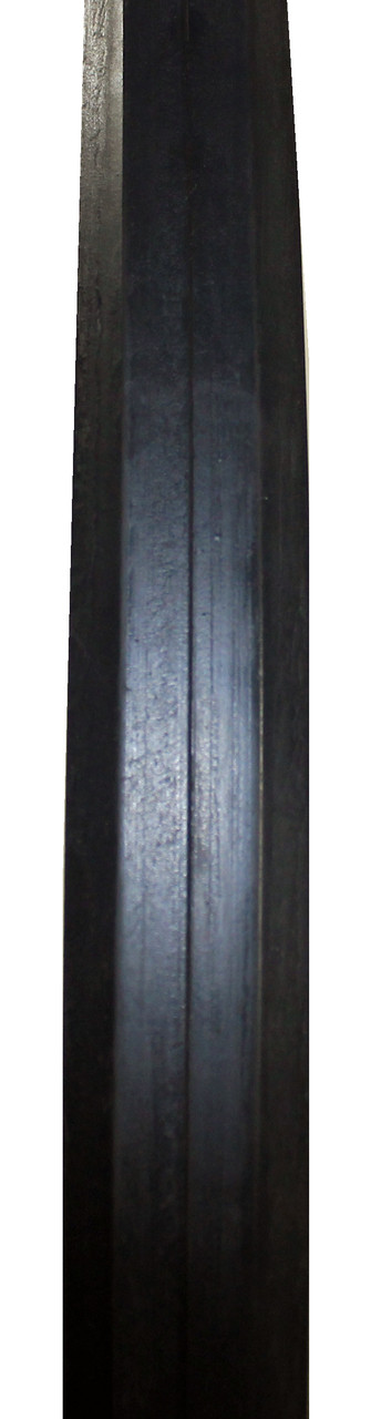 "24 x 1 3/8"" Dark Gray Economy PYRAMID TIRE Fits Most"